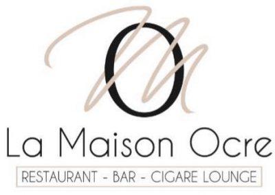 Logo maison Ocre